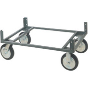 "36""Wx24""D Gray Dolly Base"