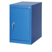 Sandusky Elite Series Desk Height Storage Cabinet EA11182430 - 18x24x30, Blue