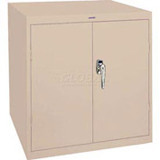 Sandusky Elite Series Desk Height Storage Cabinet EA11361830 - 36x18x30, Sand