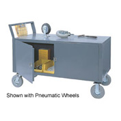 Jamco Security Service Cart RX236 36x24 2000 Lb. Capacity
