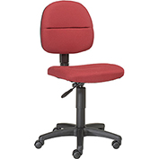 Futura Secretary Chair- Burgundy
