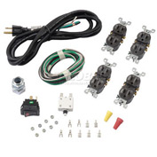 Electronic Workstation Outlet Kit