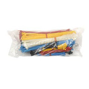 Global Industrial Assorted Cable Tie Pack 375 Pack