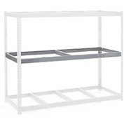 """Additional Level For Wide Span Rack 72:""""W x 24""""D No Deck 900 Lb Capacity"""