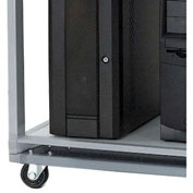 "24""W Caster Base For Server Workstation"