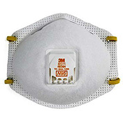 3M™ 8511 N95 Disposable Respirator w/ Exhalation Valve, 10/Box