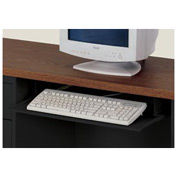 Slide Keyboard Drawer-Black
