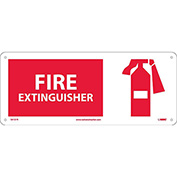 Graphic Signs - Fire Extinguisher Sign - Plastic