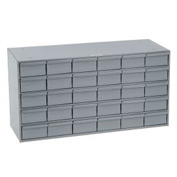 Durham Steel Storage Parts Drawer Cabinet 034-95 - 30 Drawers