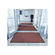 "Entryway Mat Outside Scraper 36""X48"" Burgundy"