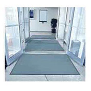 "Entryway Mat Outside Scraper 36""X60"" Gray"
