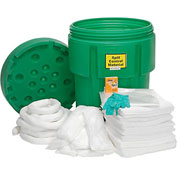 Spill Response Kit Petroleum Kit, 95-Gallon