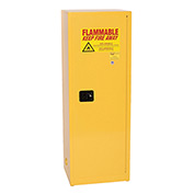 Eagle Flammable Cabinet with Self Close Single Door 24 Gallon