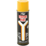 Yellow Line Striper Spray Paint - Pkg Qty 12