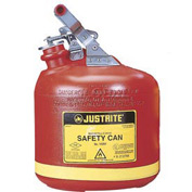 Safety Can Type I - 2-1/2 Gallon Polyethylene, 14261