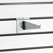 "14"" Flat Shelf Bracket - Pkg Qty 6"