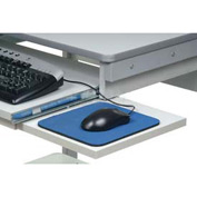 Computer Workstation Accessory Mouse Shelf