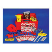 Electrical & Valve Lockout Kit