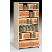 Imperial Shelving Starter 48x24x88 - 7 Openings Sand