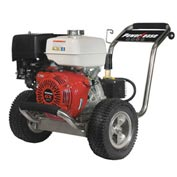 4000 Psi Pressure Washer 13hp Honda Gx Engine, Stainless Steel Frame