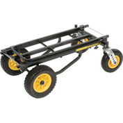 Multi-Cart® R12 All-Terrain 8-In-1 Convertible Hand Truck 500 Lb. Capacity
