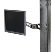Flat Panel Monitor Arm - Black