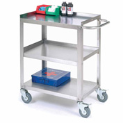 Stainless Steel Utility Cart 24