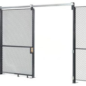 Wire Mesh Sliding Gate - 8x3