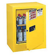 Justrite Aerosol Can Flammable Safety Cabinet