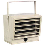Berko® Institutional Convector Multi-Watt Unit Heater With Thermostat HUH524TA, 208/240v