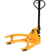 Portable Hydraulic Drum Jack 800 Lb. Capacity