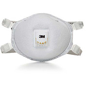 3M™ 8214 N95 Particulate Respirator w/ Face Seal, 10/Box