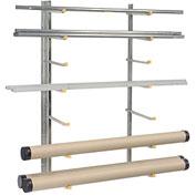 Vestil SR-WM, Wall Mounted Storage Rack