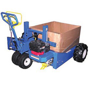"Vestil All Terrain Gas Power Lift & Drive Pallet Jack Truck ALL-T-4-GPT 36""L Forks 4000 Lb."