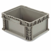 Straight Wall Container Solid - Stackable NRSO1215-07 - 12 x 15 x 7-1/2
