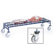 "Mobile Dunnage Rack 60""W x 18""D"