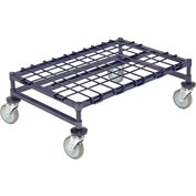 "Mobile Dunnage Rack 36""W x 24""D"