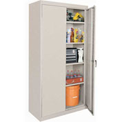 Sandusky Elite Series Storage Cabinet EA42462472 - 46x24x72, Putty