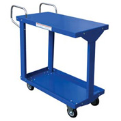 Vestil Easy Access Order Picking Cart EASY-A-2436 41-1/2 x 24-1/4 1200 Lb. Capacity