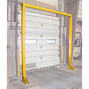 Overhead Door Safety Barrier 8x10 Feet