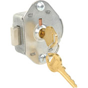 Master Lock® Built-In Cylinder Lock - Locks Deadbolt