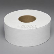 "Boardwalk 2-Ply Jumbo Bath Tissue 9"" Dia., White 1000 Ft./Roll 12/Case - BWK6100"
