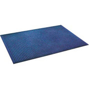 "Heavyweight Indoor Entrance Mat 3/8"" Thick 24"" X 36"" Blue"