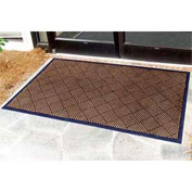 "Outdoor Scraper Entrance Mat 1/4"" Thick 48"" X 72"" Brown"