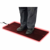 "Heated Floor Mat 36""L X 16""W"
