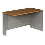 Bridge/Return In Natural Cherry - Office Furniture Groupings