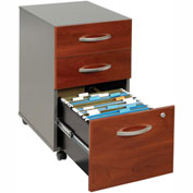 Mobile Drawer File In Hansen Cherry - Office Furniture Groupings