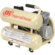 Ingersoll-Rand Portable Air Compressor P1IU-A9/4272949, Twin Stack, 2HP, 4.5 Gal