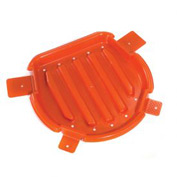 Plastic Standard Drum Base  For Sand Bag Use