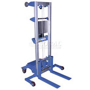Vestil Hand Operated Counterbalanced Lift Truck A-LIFT-CB-HP 400 Lb. Straddle Legs